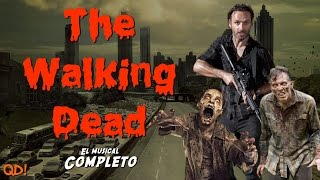 The Walking Dead Parodia canción (La serie completa)