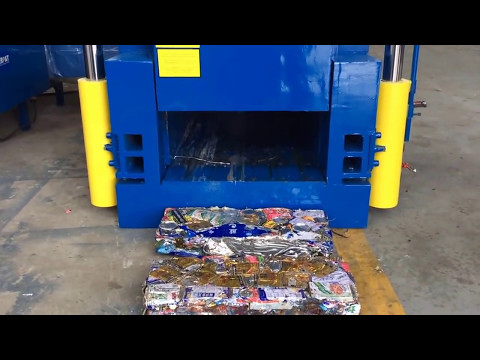 Best Popular Aluminum Can Baler,Tin Can Compactor with good price