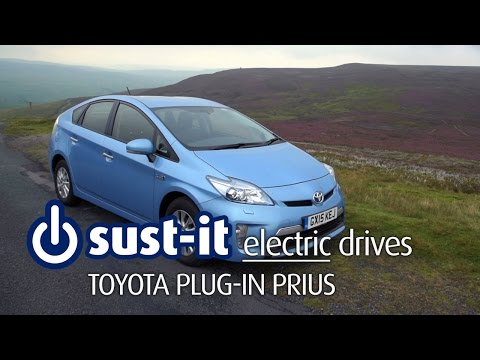 Toyota Prius Hybrid or Plug-in – what's the difference?