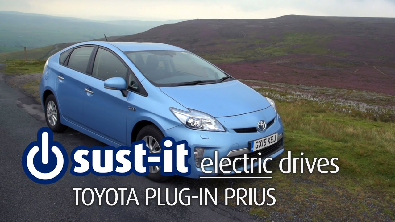 Toyota Prius Hybrid Or Plug In What S The Difference