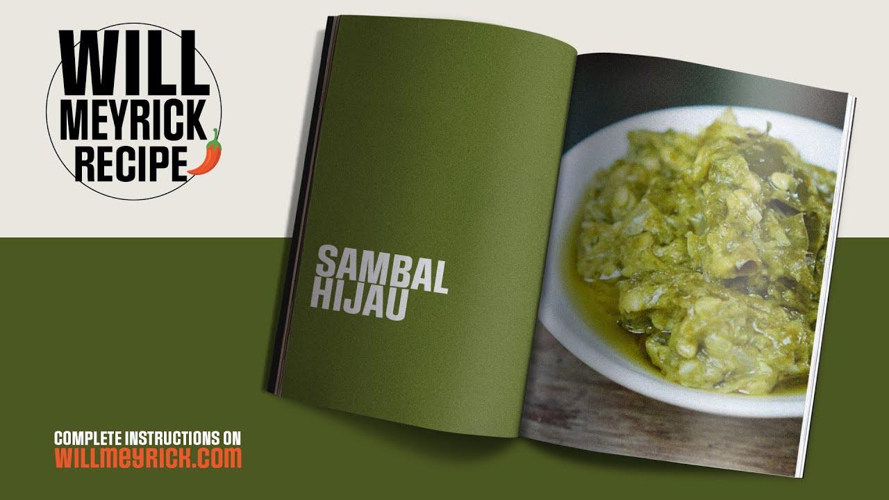 recipe: green chile sambal [5]