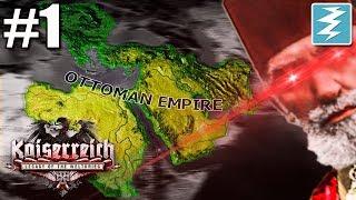 MIN-MAXING/SUPER OTTOMANS [1] Super Ottoman Empire Kaiserreich  - Hearts of Iron IV