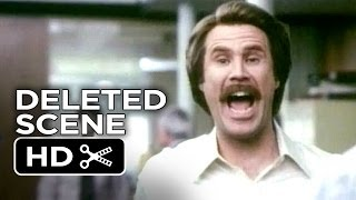 Anchorman: The Legend of Ron Burgundy Deleted Scene - Decked Out (2004) - Will Ferrell Movie HD