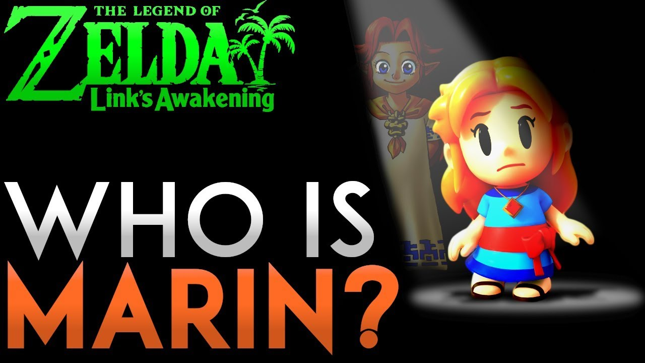 Marin is NOT from Koholint Island (Zelda: Link's Awakening Theory) thumbnail