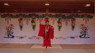 Traditional Dance Performance in Okinawa - (1/4)