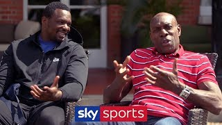 "When Dillian Whyte Met Frank Bruno | ""Everyone seems like they are ducking him!"""