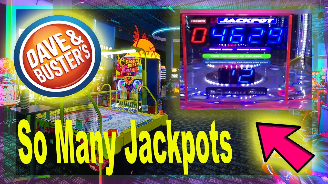 Arcade Game Glitch Free Tickets And So Many Jackpots