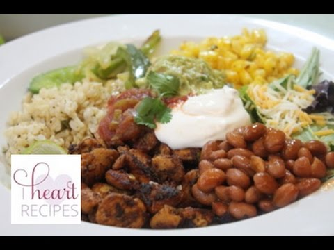 Chipotle Mexican Grill Chicken Burrito Bowl – I Heart Recipes