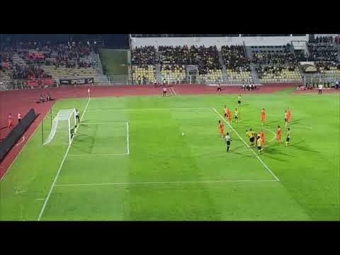 Piala FA 21.4.2018 | Perak vs PKNS | Stadium Perak.