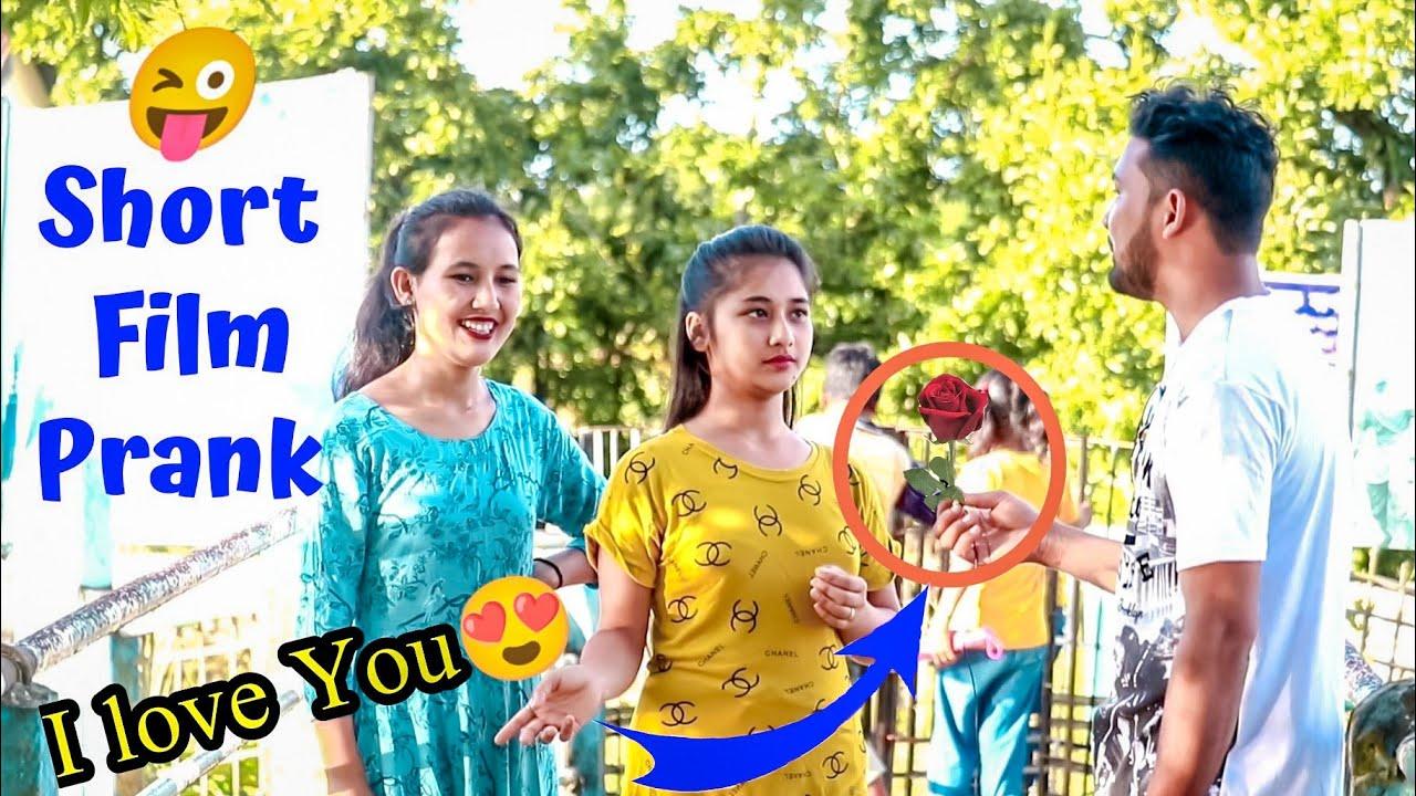 Short Film Bonam Prank On Rajlokhi & Pompi    Demow Prank