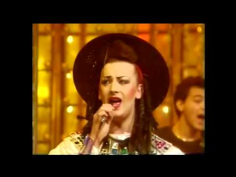 Culture Club  Karma Chameleon 1983  Top of The Pops