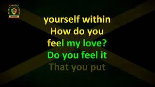 Eddie Grant - Do You Feel My Love (Karaoke Version)