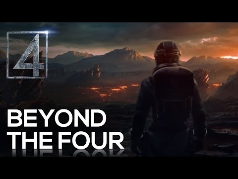 tastic Four  Beyond The Four HD