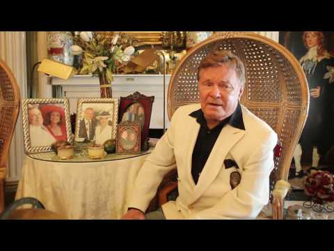 Video: Portrait painter Ralph Wolfe Cowan reminisces about p