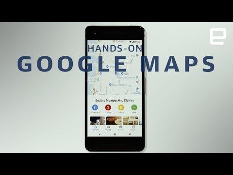 Google Maps 2018 Hands-On