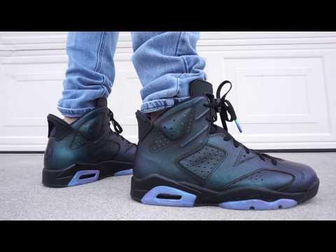 all star 6s on feet