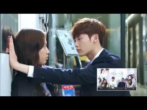 [Preview] Pinocchio Director's Cut DVD - Lee Jong Suk & Park ShinHye BTS
