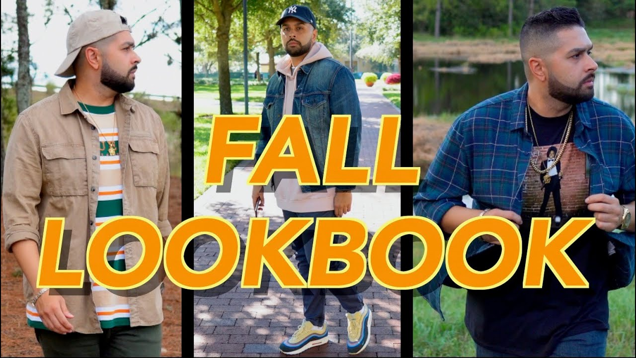 [VIDEO] - FALL LOOKBOOK 2019 | Outfit Ideas | Essentials, MNML, Jordan & More 8