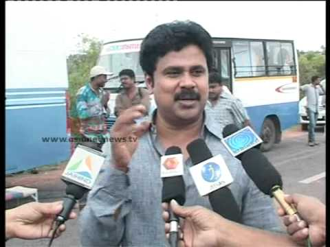 Actor Dileep's reaction after winning Kerala State Film Awards for Best Actor