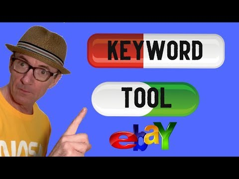 FREE Keyword Planner Tool for eBay Search Volume