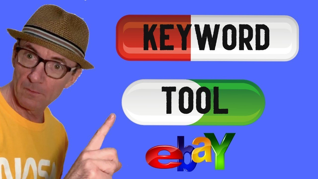 FREE Keyword Planner Tool for eBay Search Volume - YouTube