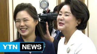 '퍼스트레이디' 외교 남북관계 윤활유 되나 / YTN