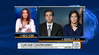 The Early Show - College Gop Group Sells Affirmative Action Cupcakes