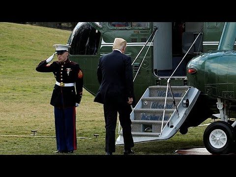 Trump MIA During SEAL Raid