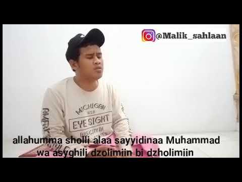 Sholawatasyghil Sholawatnabi Sholawat Asyghil Lyric Latin