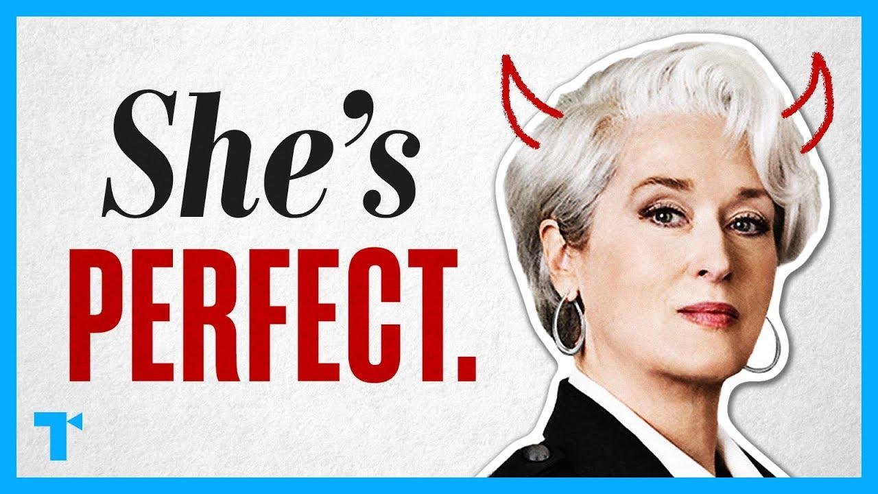 Download The Devil Wears Prada: Miranda Priestly - A Defense of Perfectionism