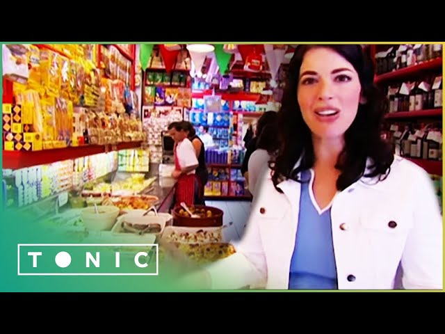 Italian Grocery Shopping With Nigella | Forever Summer With Nigella | Tonic