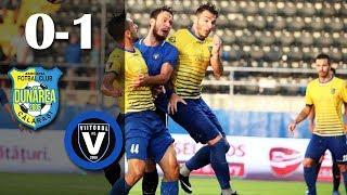 Rezumat: Dunarea Calarasi - FC Viitorul 0-1 (0-0)