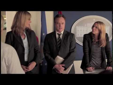 West Wing Reunion  Walk and Talk the Vote Bloopers  Bridget Mary McCormack