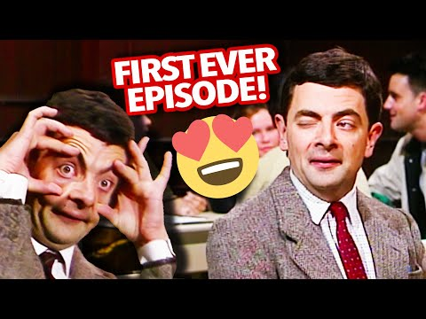 FIRST EVER Bean | Mr Bean Full Episodes | Mr Bean Official