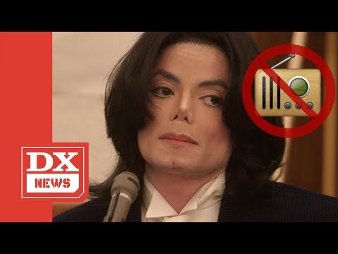 Michael Jackson's Music Banned From Radio Stations Worldwide