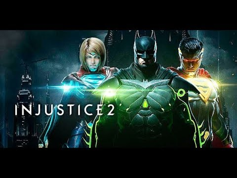 The Bat Chapter - Injustice 2 - Part 1