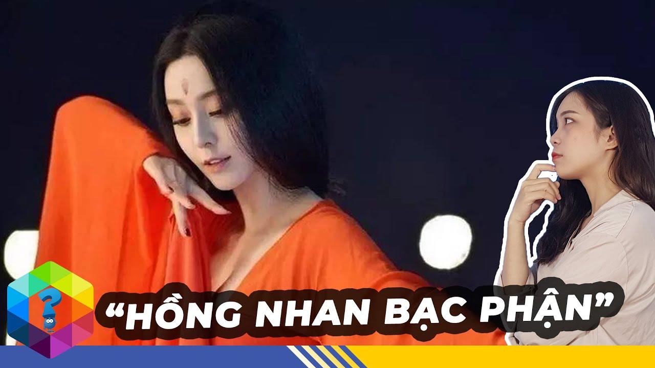 Bí Ẩn Cuộc Đời Bi Thảm Của Tứ Đại Mỹ Nhân Nổi Tiếng Trung Quốc - Top 1 Khám Phá