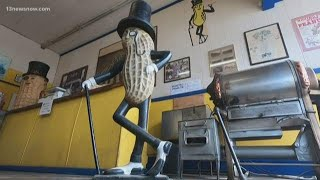 Local reactions to Mr. Peanut's death in new advertisement