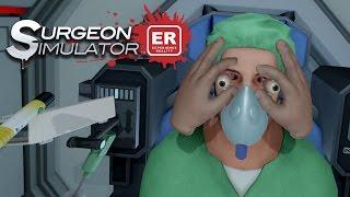 Surgeon Simulator ER (VR GamePlay Trailer)