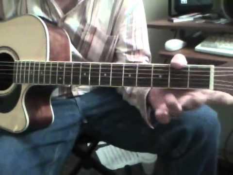 Little Pink Houses Cover John Mellencamp Acoustic Guitar Lesson
