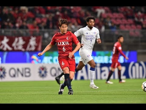Kashima Antlers 0-1 Suwon Samsung Bluewings (AFC Champions League 2018: Group Stage)