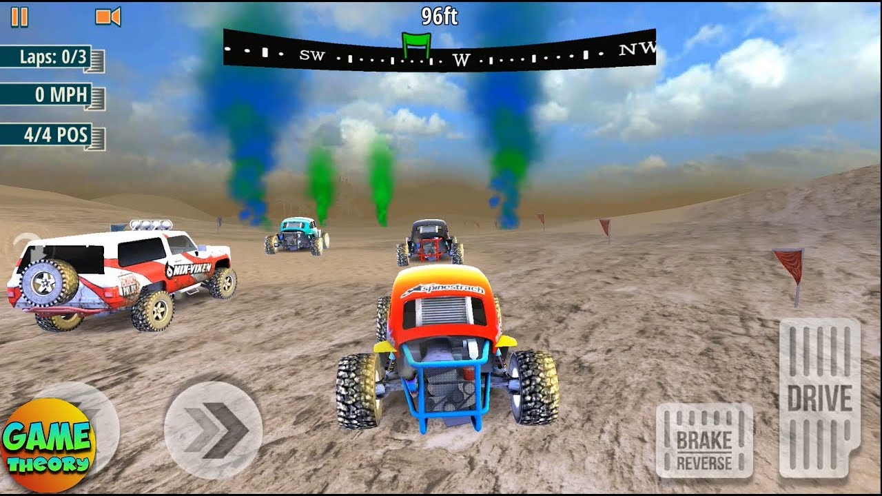 Image result for 4x4 Dirt Racing - Offroad Dunes Rally Car Race 3D     game pic