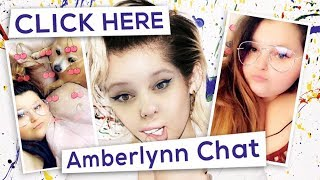Amberlynn Reid: Come hang out with us!