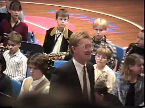North Marshall Middle School Christmas Play 1998