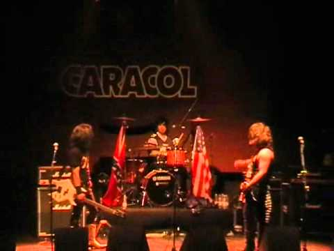 YELLOW ROSE  LIVE CARACOL 2012