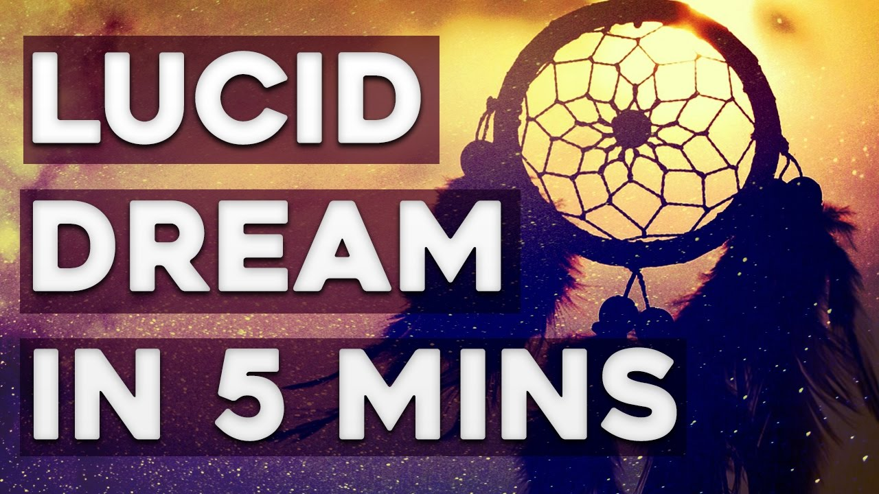 How to train yourself to lucid dream