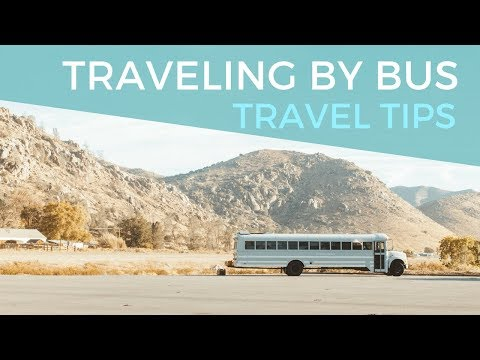 Watch THIS before you travel by bus | TRAVEL TIPS