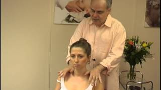 Indian head massage techniques 3