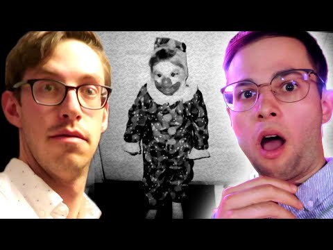 The Try Guys Sleep In A Fan's Haunted Bedroom • The Try Vlog (feat. BuzzFeed Unsolved)