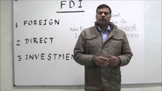 Understanding FDI - An Introduction in Hindi